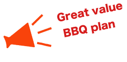 Great value BBQ plans